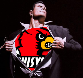 Louisville Basketball unleashes its inner Cardinal(Credits: Madeline